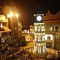 036-16普爾曼湖畔飯店-夜景