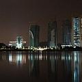 036-23普爾曼湖畔飯店-夜景