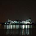 036-22普爾曼湖畔飯店-夜景