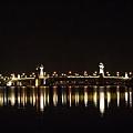 036-24普爾曼湖畔飯店-夜景