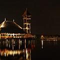 036-21普爾曼湖畔飯店-夜景