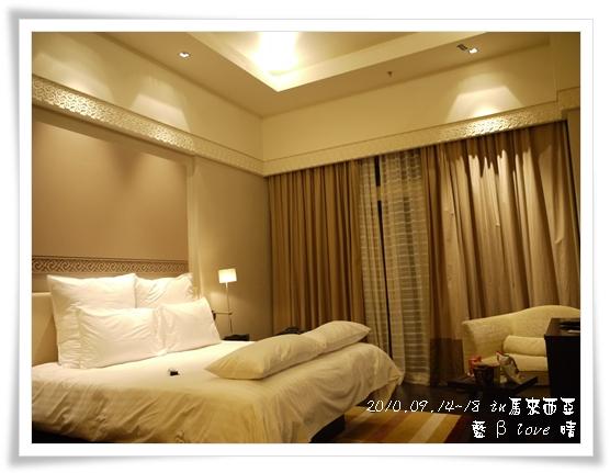 036-4普爾曼湖畔飯店-房間