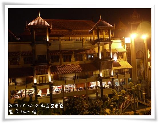 036-9普爾曼湖畔飯店-夜景