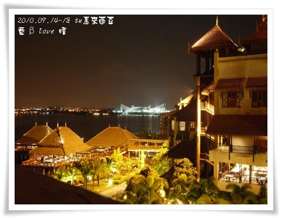 036-12普爾曼湖畔飯店-夜景