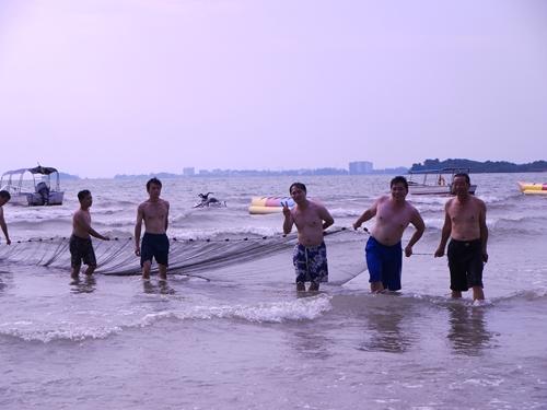 021-32黃金海岸-牽罟