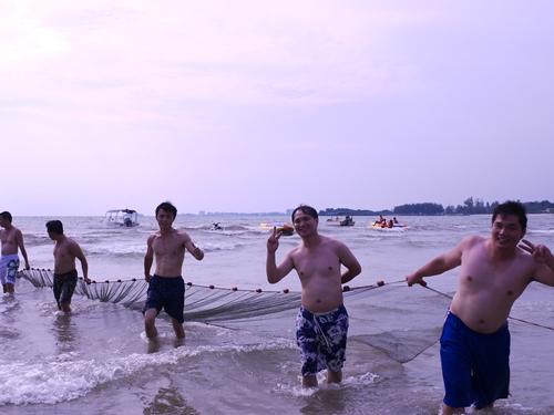 021-34黃金海岸-牽罟