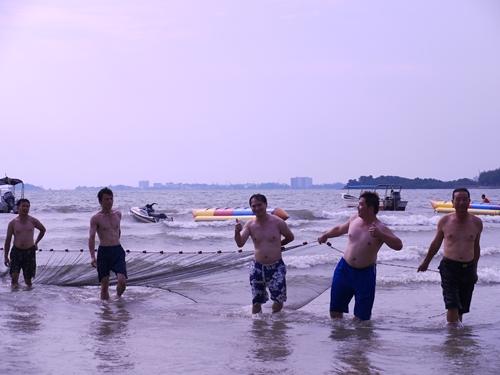 021-33黃金海岸-牽罟
