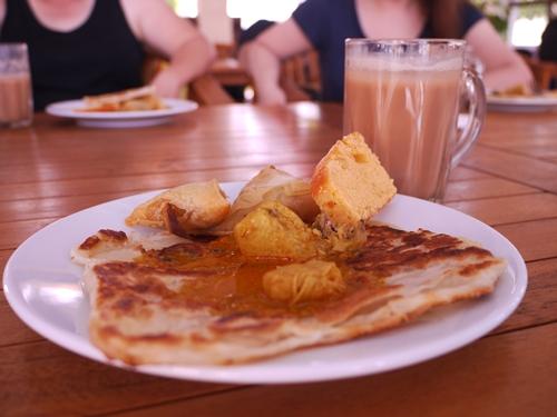 022-11禮晶海上VILLA-印度拉餅與拉茶