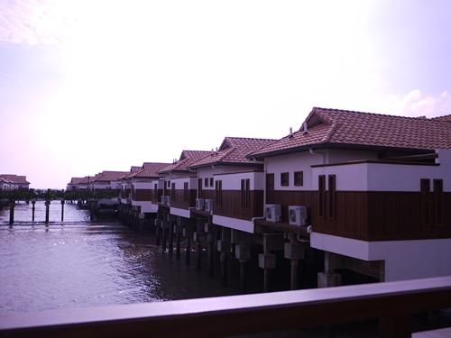 022-18禮晶海上VILLA-水上屋