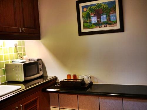 022-34禮晶海上VILLA-水上屋廚房