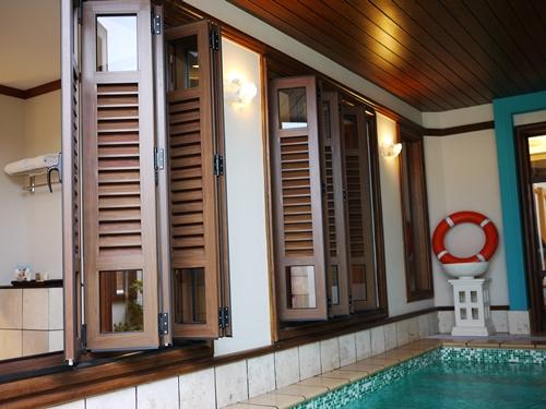 022-41禮晶海上VILLA-水上屋室內泳池