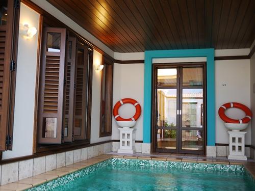 022-40禮晶海上VILLA-水上屋室內泳池