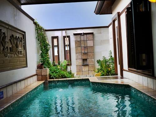 022-45禮晶海上VILLA-水上屋室內泳池