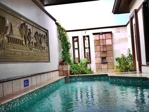 022-46禮晶海上VILLA-水上屋室內泳池