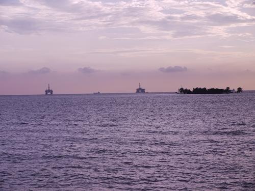 022-57禮晶海上VILLA-水上屋看到的海