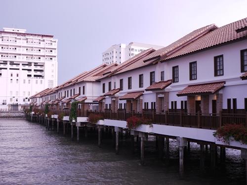 022-61禮晶海上VILLA-水上屋