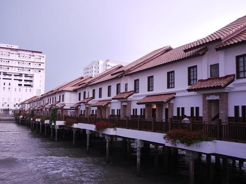 022-58禮晶海上VILLA-水上屋