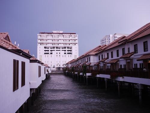 022-59禮晶海上VILLA-水上屋