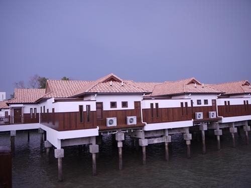 022-64禮晶海上VILLA-水上屋
