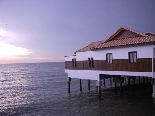 022-65禮晶海上VILLA-水上屋