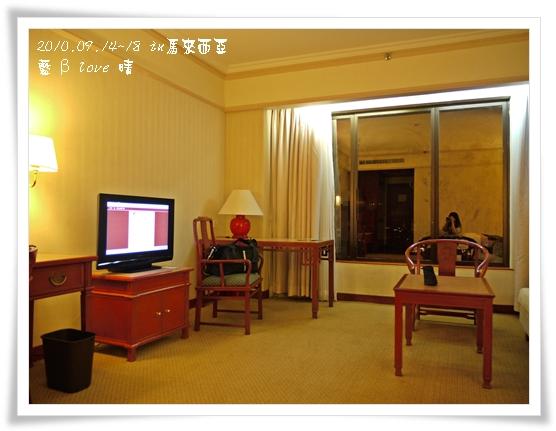009-6美華大酒店房間