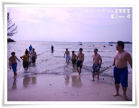 021-14黃金海岸-牽罟