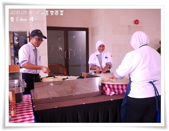 022-6禮晶海上VILLA-印度拉餅與拉茶