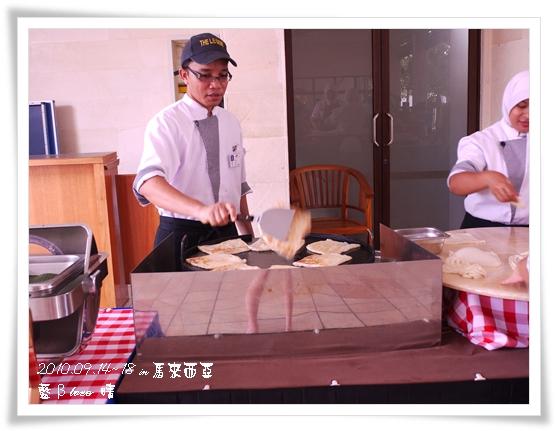 022-5禮晶海上VILLA-印度拉餅與拉茶