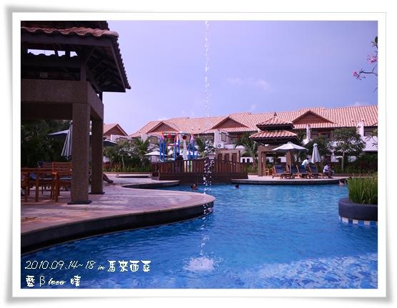 022-9禮晶海上VILLA-戶外泳池
