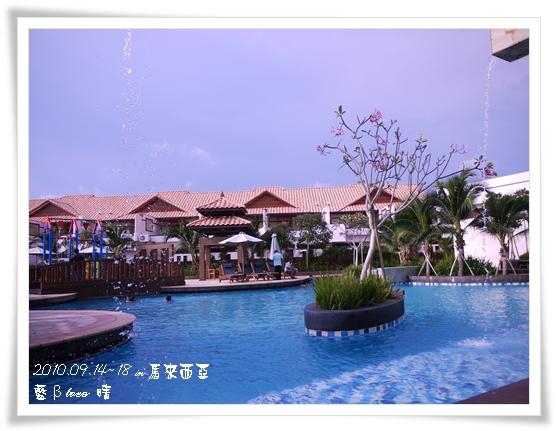 022-8禮晶海上VILLA-戶外泳池