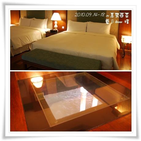 022-16禮晶海上VILLA-水上屋房間