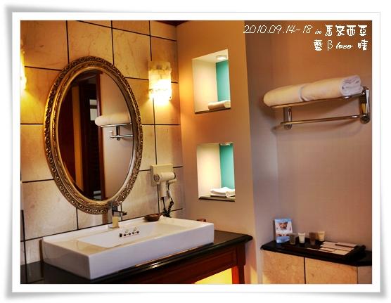 022-22禮晶海上VILLA-水上屋浴室