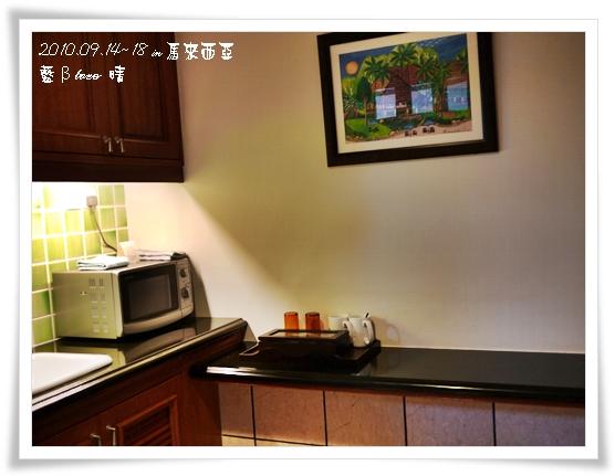 022-23禮晶海上VILLA-水上屋廚房