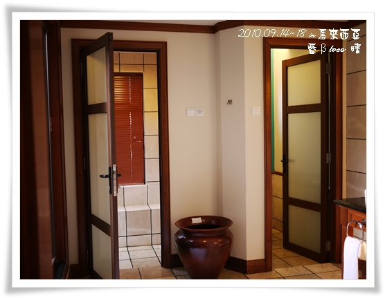 022-25禮晶海上VILLA-水上屋浴室