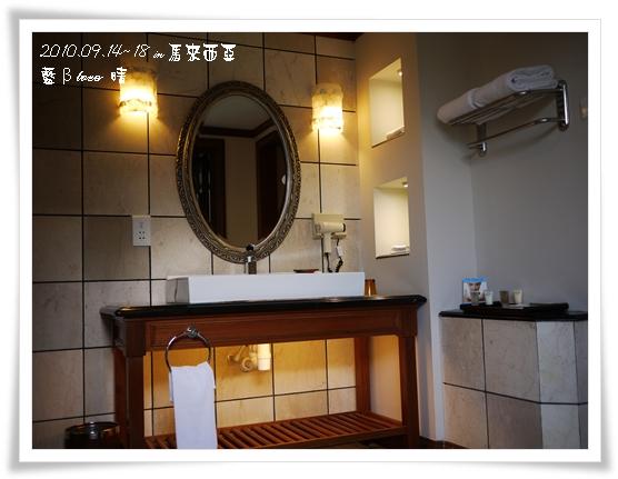 022-26禮晶海上VILLA-水上屋浴室