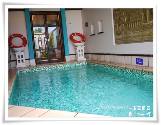 022-30禮晶海上VILLA-水上屋室內泳池