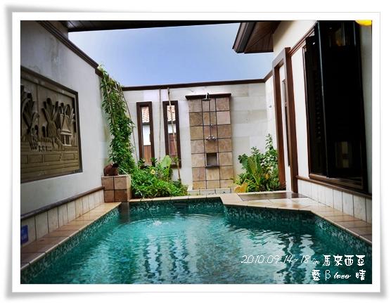 022-31禮晶海上VILLA-水上屋室內泳池