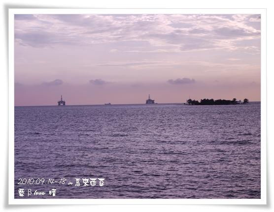 022-40禮晶海上VILLA-水上屋看到的海