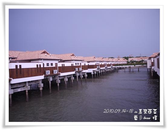 022-45禮晶海上VILLA-水上屋