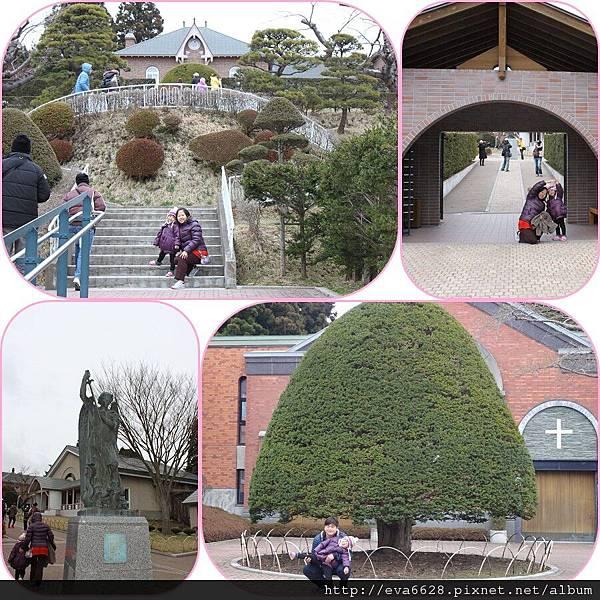 120420-25 北海道Day2 百年女子修道院-1