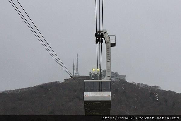 120420-25 北海道Day2 高速空中纜車