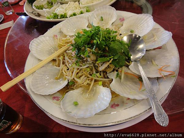 [食。南澳]蹺班吃海鮮in清谷園餐廳-7