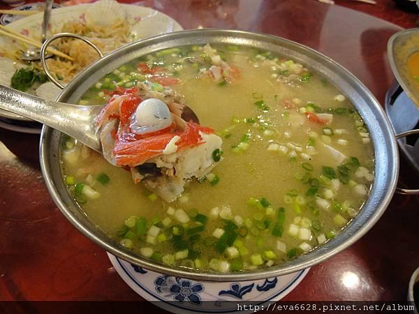 [食。南澳]蹺班吃海鮮in清谷園餐廳-8