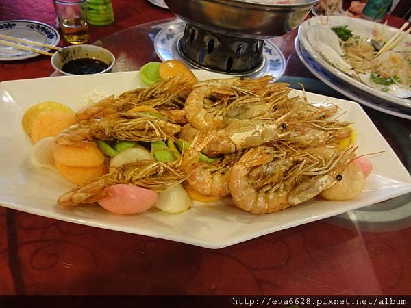 [食。南澳]蹺班吃海鮮in清谷園餐廳-9