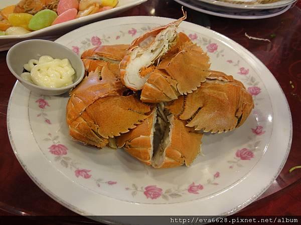 [食。南澳]蹺班吃海鮮in清谷園餐廳-10