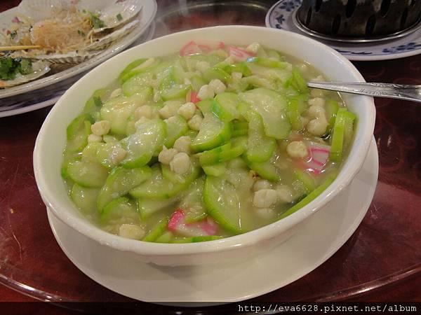 [食。南澳]蹺班吃海鮮in清谷園餐廳-12