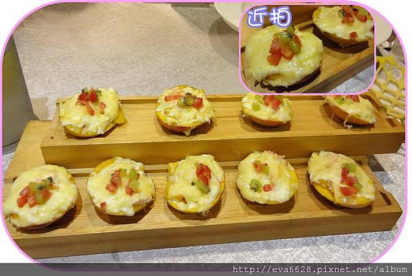 4~焗烤芒果海鮮