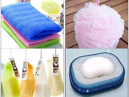 手工皂使用