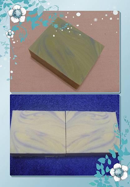 NO44:新馬賽橄欖渲染乳皂2