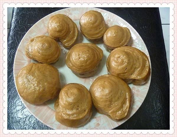 P27-黑糖牛奶饅頭